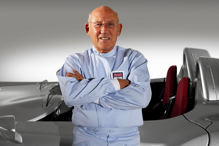 classic days fahrer stirling moss