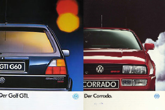 Youngtimer VW