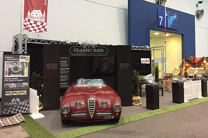 Techno Classica Days Stand GA 319