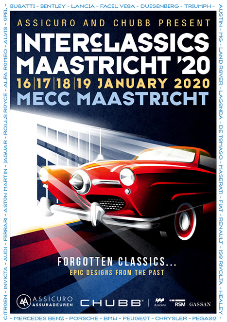 classic days interclassics maastricht